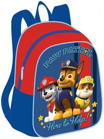 Дошкольный рюкзак РОСМЭН Щенячий патруль, малый синий красный 31840