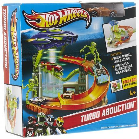 Игровой набор Hot Wheels (Mattel) Hot Wheels 1:64 mattel hot wheels трек с трамплином мега прыжок