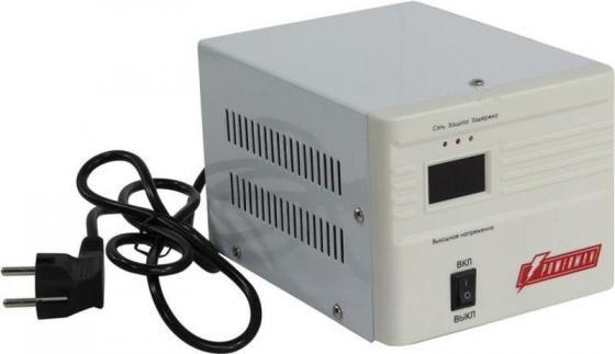 Стабилизатор напряжения Powerman AVS 1000A 1 розетка стабилизатор напряжения powerman avs 5000d 1 розетка белый