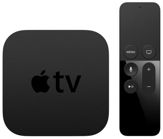 Медиаплеер Apple TV 4K 32GB MQD22RS/A медиаплеер apple tv 4k 32gb mqd22rs a