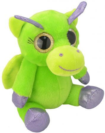 Фото Мягкая игрушка дракон Wild Planet Дракончик K7849 15 см искусственный мех пластик в ассортименте