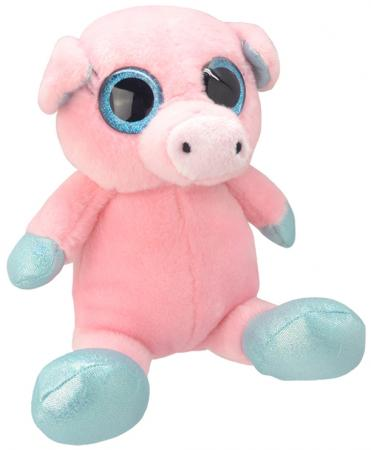 Мягкая игрушка Wild Planet Свинка 18 см розовый искусственный мех K7864 wild planet bulk wild tuna