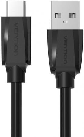 Кабель USB C(m) - USB 2.0 A(m) Vention VAS-A46-B050 черный 0.5м m a c косметика украина