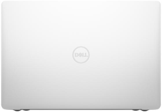 "Ноутбук DELL Inspiron 5570 15.6"" 1920x1080 Intel Core i3-6006U 256 Gb 4Gb AMD Radeon 530 2048 Мб белый Linux 5570-5358"