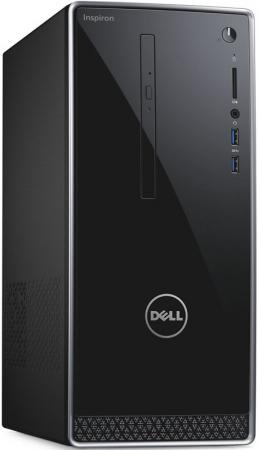 Системный блок DELL Inspiron 3668 MT i5-7400 3.0GHz 8Gb 1Tb GTX1050-2Gb DVD-RW Linux клавиатура мышь серый 3668-5600 dell inspiron 3558