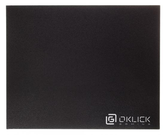 Коврик для мыши Oklick OK-P0280 черный цена и фото