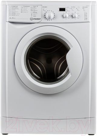 Стиральная машина Indesit IWUD 4105 белый стиральная машина bomann wa 5716