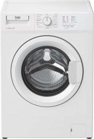 Стиральная машина Beko WRE 75P1 XWW белый стиральная машина beko wre 64p1 bww
