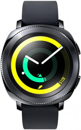 Смарт-часы Samsung Galaxy Gear  Sport 1.5 Super AMOLED черный SM-R600NZKASER