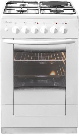 Комбинированная плита Лысьва ЭГ 1/3г01 М2С 2у белый цена