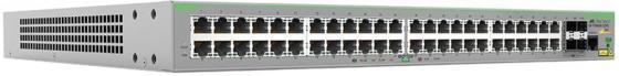 Коммутатор Allied Telesis AT-FS980M/52PS-50 управляемый 48 портов 10/100Mbps коммутатор allied telesis at gs948mx 50 управляемый 48 портов 10 100 1000mbps 2xsfp