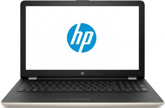 Ноутбук HP Pavilion 15-bs612ur 15.6 1920x1080 Intel Core i3-6006U 1 Tb 4Gb AMD Radeon 520 2048 Мб золотистый черный Windows 10 Home ноутбук hp pavilion 15 ck004ur 15 6 1920x1080 intel core i5 8250u 1 tb 4gb intel uhd graphics 620 золотистый windows 10 home 2pp67ea