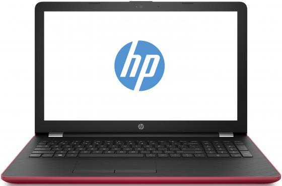 Ноутбук HP 15-bs016ur 15.6 1920x1080 Intel Pentium-N3710 500 Gb 4Gb AMD Radeon 520 2048 Мб красный Windows 10 Home 1ZJ82EA ноутбук lenovo ideapad 320 15iap 15 6 1920x1080 intel pentium n4200 500 gb 4gb amd radeon 520 2048 мб белый windows 10 home