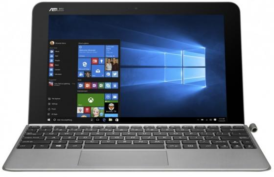 Планшет ASUS Transformer Mini T102HA-GR012T 10.1 64Gb серый Wi-Fi Bluetooth Windows 90NB0D02-M01310 планшет asus transformer infinity tf701t в алматы