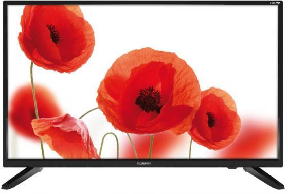 Телевизор LED 22 Telefunken TF-LED22S14T2 черный 1366x768 60 Гц HDMI VGA S/PDIF USB телевизор telefunken tf led22s14t2