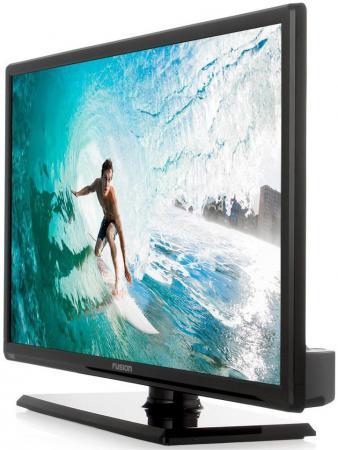 "Телевизор LED 22"" FUSION FLTV-22C100T черный 1920x1080 50 Гц HDMI USB VGA"