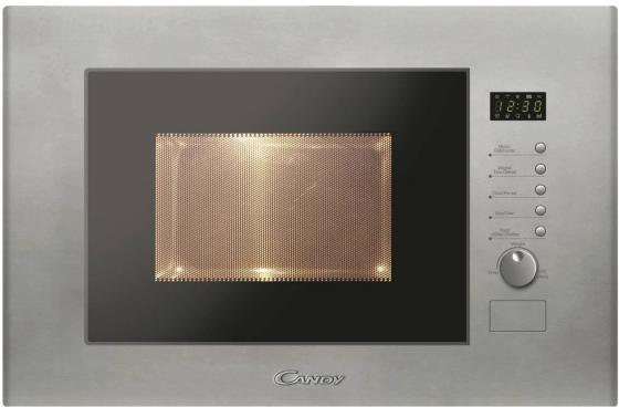 Встраиваемая микроволновая печь Candy MIC 20 GDFX 750 Вт серебристый цена