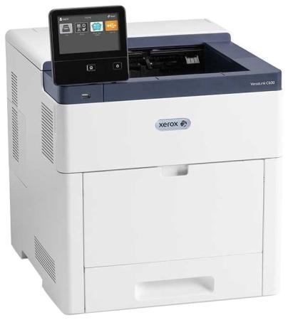 Фото - Принтер Xerox VersaLink C600V_DN цветной A4 53ppm 1200x2400dpi Ethernet USB принтер xerox versalink b400v dn ч б a4 45ppm 1200x1200dpi ethernet usb
