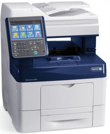 МФУ Xerox WorkCentre 3655iX ч/б A4 45ppm 1200x1200dpi Ethernet USB мфу xerox workcentre 3215ni ч б а4 27ppm автоподатчиком lan wi fi