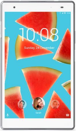 Планшет Lenovo Tab 4 Plus TB-8704X 8 16Gb белый Wi-Fi 3G Bluetooth LTE Android ZA2F0118RU