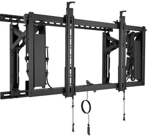 Фото - Кронштейн Chief LVS1U черный для видеосистемы на 1 экран 42-80 настенный наклон +4/-2.5° до 68 кг подушка alvitek подушка дольче пух перо 50 68 см