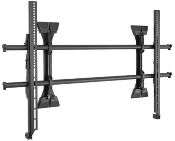 Фото - Кронштейн Chief XSM1U черный для плоских экранов 55-82 настенный до 113.4 кг автокресло zlatek колибри 0 13 кг коричневое kres 0181