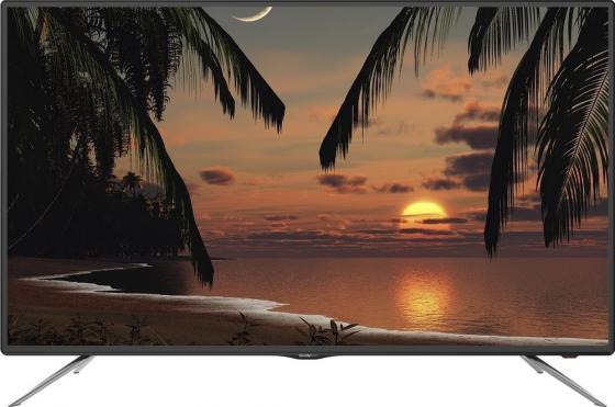 Телевизор LED 43 SHIVAKI STV-43LED17 черный 1920x1080 50 Гц USB VGA