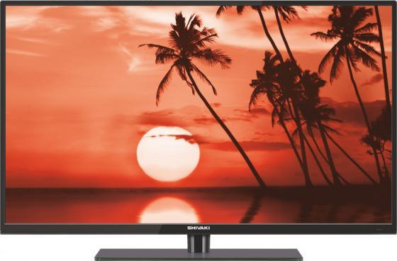 Телевизор LED 32 SHIVAKI STV-32LED17 черный 1366x768 50 Гц VGA USB SCART