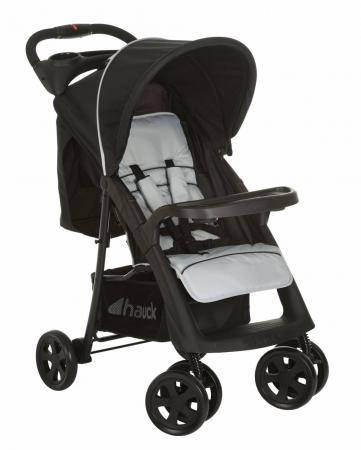 Коляска прогулочная Hauck Shopper Neo II (caviar/silver) коляска 3 в 1 hauck shopper slx trioset stone grey
