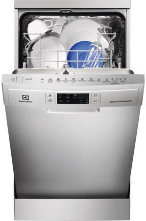 Посудомоечная машина Electrolux ESF9452LOX серебристый все цены