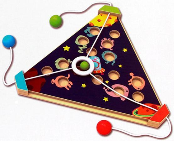 Настольная игра развивающая Avenir Возвращение на планету EP3047 avenir avenir развивающая игра деревянный лабиринт с магнитными шариками