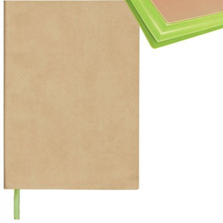 Ежедневник недатированный Index Colourplay A5 искусственная кожа IDN110/A5/BE ежедневник недатированный index