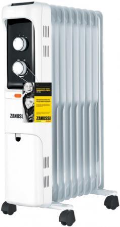 цена на Масляный радиатор Zanussi Loft ZOH/LT-09W 2000 Вт белый