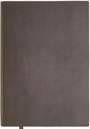 Ежедневник недатированный Index Spectrum A5 искусственная кожа IDN121/A5/BR ежедневник gy gs a5 leather ring binder for agenda organizer and notebook gl so rbf07a5