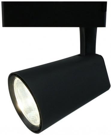 Трековый светодиодный светильник Arte Lamp Amico A1830PL-1BK трековый светодиодный светильник arte lamp amico a1830pl 1bk