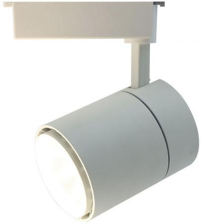 Трековый светодиодный светильник Arte Lamp Attento A5750PL-1WH arte lamp встраиваемый светодиодный светильник arte lamp cardani a1212pl 1wh
