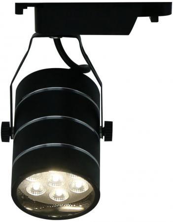 Трековый светодиодный светильник Arte Lamp Cinto A2707PL-1BK arte lamp трековый светильник arte lamp cinto a2707pl 1bk