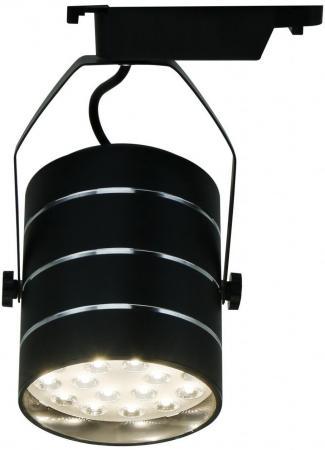 Трековый светодиодный светильник Arte Lamp Cinto A2718PL-1BK мужской ремень cinto couro marca