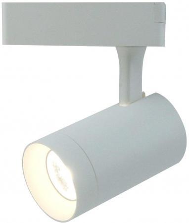 Трековый светодиодный светильник Arte Lamp Soffitto A1710PL-1WH arte lamp трековый светильник arte lamp soffitto a1710pl 1bk