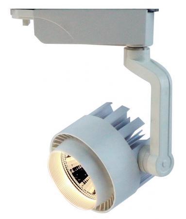 Трековый светодиодный светильник Arte Lamp Vigile A1610PL-1WH arte lamp встраиваемый светодиодный светильник arte lamp cardani a1212pl 1wh