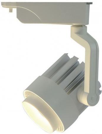 Трековый светодиодный светильник Arte Lamp Vigile A1630PL-1WH arte lamp встраиваемый светодиодный светильник arte lamp cardani a1212pl 1wh