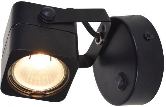 Спот Arte Lamp Lente A1314AP-1BK спот точечный светильник arte lamp lente a1314ap 1bk