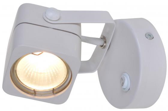Спот Arte Lamp Lente A1314AP-1WH спот точечный светильник arte lamp lente a1314ap 1bk
