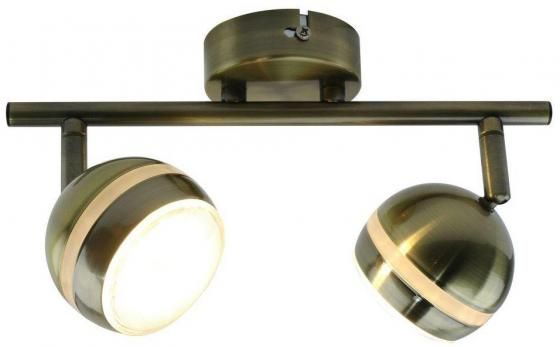 Светодиодный спот Arte Lamp Venerd A6009PL-2AB светодиодный спот arte lamp venerd a6009pl 4ss