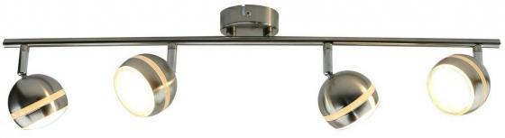 Светодиодный спот Arte Lamp Venerd A6009PL-4SS спот точечный светильник arte lamp venerd a6009pl 6ab