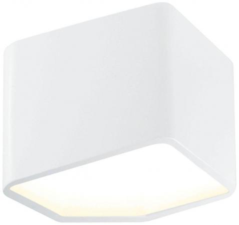 Настенный светодиодный светильник Britop Space 1120102 britop 2742127