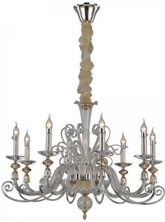 Подвесная люстра Divinare Bergamo 8821/09 LM-8 люстра divinare diana 8111 01 lm 6