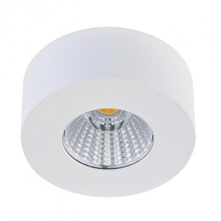 Потолочный светодиодный светильник Donolux DL18812/7W White R arlight светильник md150 7w white
