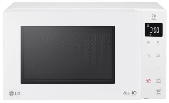 Микроволновая печь LG MW23R35GIH 1000 Вт белый микроволновая печь свч lg mj 3965 bih конвекция белый