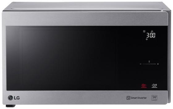 Микроволновая печь LG MW25R95CIS 1000 Вт серебристый lg mb65w95gih white свч печь с грилем